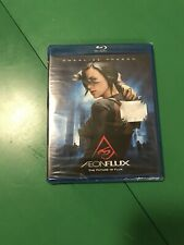 Aeon Flux Blu Ray - Brand New - Sealed