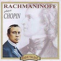 Rachmaninoff plays Chopin (CD)