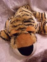 "Best Made Toys Tiger Sad Eyes 17"" Plush Soft Toy Stuffed Animal"