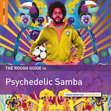 Various Artists - Rough Guide to Psychedelic Samba [New CD]