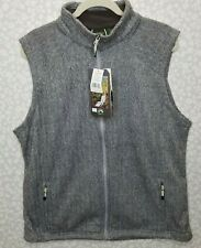 Stillwater Supply Company Gray Chevron Vest XL MSRP $52