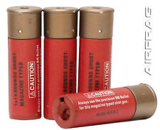 4 Pack of M180 / M183 / M56 / M58 Airsoft Shotgun Shell 14 Round Magazines