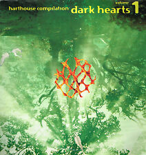"LP 12"" 30cms: various: dark hearts volume 1. harthouse 2LP"