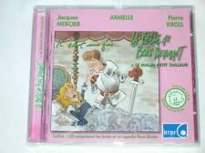 CD RARE / LA BELLE AU BOIS DORMANT / JACQUES MERCIER / RTBF / NEUF SOUS CELLO