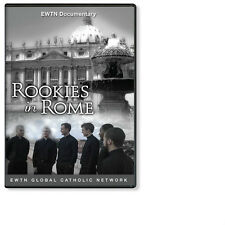 ROOKIES IN ROME:SIX SEMINARIANS PRIESTLY FORMATION AN EWTN DVD