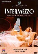 Richard Strauss - Intermezzo / Felicity Lott, Glyndebourne Festival Opera (DVD)