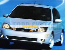 2002 02 Ford focus SVT original sales brochure MINT