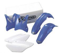 Kit Carénage coques Plastique Ufo pour YAMAHA 125 YZ 02-05 - COULEUR ORIGINE