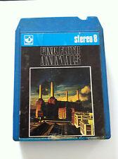 PINK FLOYD rara cassetta Stereo 8 track ANIMALS Harvest - EMI ITALY  rare