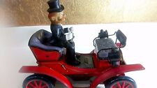 Antique Rare Vintage Collectible Tin Toy Car Battery operated Century 1901 Japan