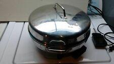 Farberware 4.5Qt Stainless Electric Skillet Cooker Deep Fryer Roast Pot-Pourri