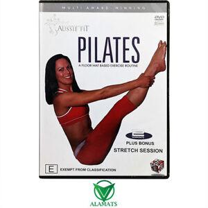 Aussie Fit - Pilates DVD [T]