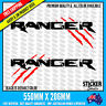 LARGE RANGER Right Side Sticker #1 Decal sticker Raptor Ford Car Avery