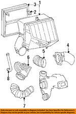 Mercedes MERCEDES-BENZ OEM Air Cleaner Intake-Air Mass Sensor MAF 0005429614