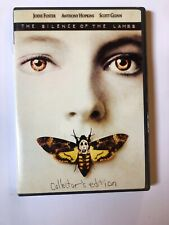 The Silence of the Lambs (DVD, 1998)