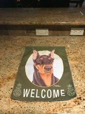 Doberman Pinscher Picture Album, Notepad, Book, Flag(Free Shipping to the Us)