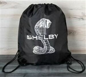 Shelby Snake Drawstring Bag * GT500 GT350 Mustang * Ships Worldwide & FREE to US
