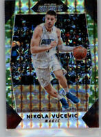 2017-18 Panini Mosaic Prizm Red and Camo Basketball Cards Pick From List