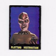 1964 OUTER LIMITS PLOTTING DESTRUCTION #35 BUBBLES INC