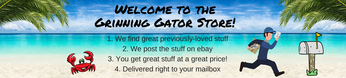 Grinning Gator