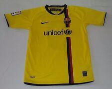2009 FC BARCELONA AWAY NIKE L YOUNG Zlatan Ibrahimović 9 SPAIN LFP JERSEY