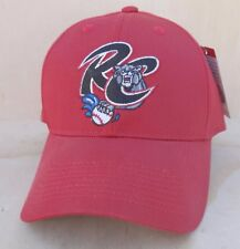 SACRAMENTO RIVER CATS - RED BALL CAP SMALL/MEDIUM MINOR LEAGUE BASEBALL