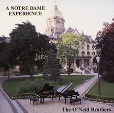 A Notre Dame Experience O'Neill Brothers Audio CD Used - Very Good