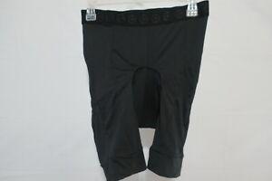 Louis Garneau Men's Cycling Inner Shorts Large Black Retail $49.99