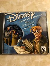 Disney Games 5 & Up Alantis The Lost Empire-The Lost Games