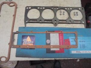 Vauxhall Victor F  Bedford  CA Cylinder Head Gasket Set (partial) - Revised