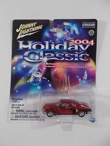Johnny Lightning 1/64 2004 Holiday Classic '48 Tucker Torpedo