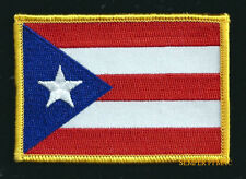 PUERTO RICO COUNTRY HAT VEST FLAG PATCH SOUVENIR TRIP GIFT PIN UP PUERTO RICIAN