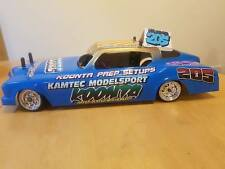 Buick Riviera Boat Tail RC Banger Racing Body shell 1:12  Kamtec ABS £6.99