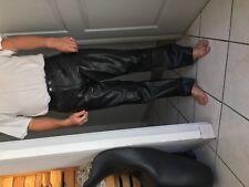 pantalon cuir moto homme Behring Taille L