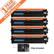 4 High Yield CF230X 30A Toner for HP 30X LaserJet Pro M203d M203dw M277fdw