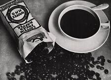 1928 Vintage COFFEE Kitchen Food Still Life Photo Fine Art ALBERT RENGER-PATZSCH