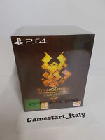 TALES OF ZESTIRIA COLLECTOR'S EDITION - SONY PS4 - PAL VERSION NUOVO NEW SEALED