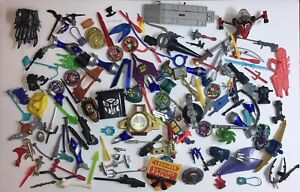 80s 90s Toy Accessories Weapons Action Figure Parts Lot TMNT Transformers GI Joe