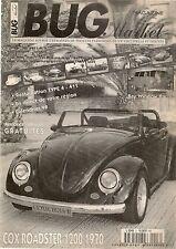 BUG MARKET 3 VOLKSWAGEN COCCINELLE 1200 ROADSTER 1970 VW COMBI VW 411