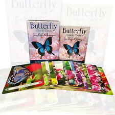Butterfly Oracle Cards for Life Changes A 44-Cards By Doreen Virtue Cards,New