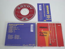 CURTIS FULLER/IMAGES OF CURTIS FULLER(SAVOY SV-0129) CD ALBUM