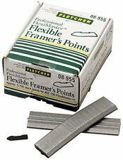 Fletcher Fleximaster Point Driver Points Box of 3,700