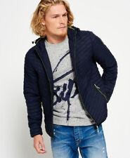 New Mens Superdry Vintage Fuji Jacket Navy