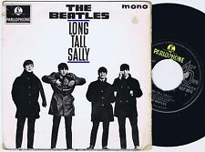 THE BEATLES Long Tall Sally UK EP 45PS 1964 Mono
