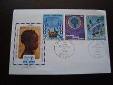 BENIN - enveloppe 1er jour 20/2/1979 (B3)