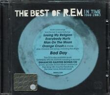 R.e.m. / Rem - In Time The Best Of Rem 1988 2003 Cd Perfetto Spedizione in 48 H