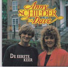 Anny Schilder en Dave-De Eerste Keer cd single
