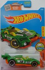 2016 Hot Wheels HW DIGITAL CIRCUIT 7/10 GT Hunter 27/250 (Green Version)