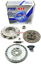 EXEDY CLUTCH KIT+FORGED RACE FLYWHEEL 86-95 FORD MUSTANG LX5.0GT COBRA SVT CAPRI