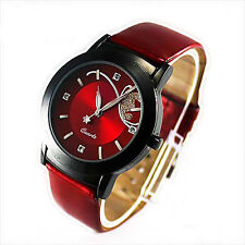 Fashion Watch Women Casual Quartz Watch Leather Band Ladies Dress Watch New